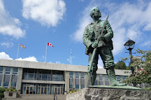 The Royal Westminster Regiment Historical Society and Museum, New Westminster, Canada