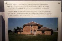 Fort Hays State Historic Site, Hays, United States