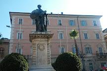 Palazzo dei Capitani del Popolo, Ascoli Piceno, Italy