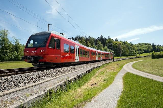Sihltal Zürich Uetliberg Bahn SZU AG