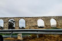 Kamares Aqueduct, Larnaka City, Cyprus