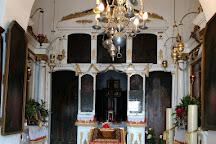 Vlacherna Monastery, Corfu, Greece