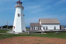 East Point Lighthouse, Elmira, Canada