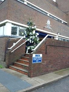 Croydon Police Station london