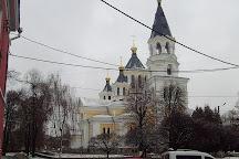 Saviour-Transfiguration Cathedral, Zhytomyr, Ukraine
