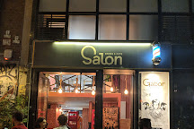 Salon drinks & cuts, Budapest, Hungary