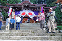 Shirakawa Hachiman Shrine Festival Hall, Shirakawa-mura, Japan