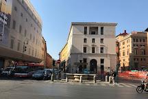 Fontana Di Piazza Sant'andrea, Rome, Italy
