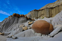 Cannonball Concretions Pullout, Watford City, United States