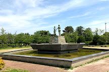 Minatoyama Park, Yonago, Japan
