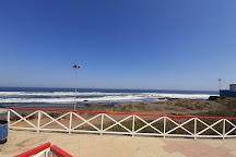 Playa La Puntilla, Pichilemu, Chile