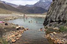 Parque Valle del Yeso, San Jose de Maipo, Chile