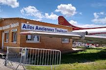 Ailes Anciennes Toulouse, Blagnac, France