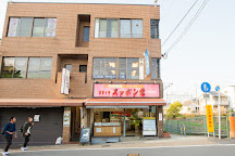Neko Cafe Time, Kyoto, Japan