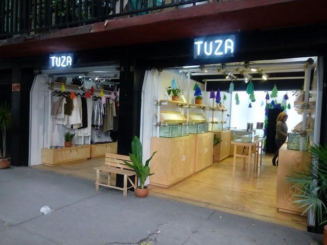 Tuza Pop Up Store