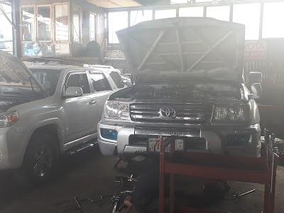 Nobel Motors Auto Workshop