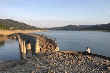 Taushubetsu River Bridge, Kamishihoro-cho, Japan