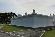 Gunongan Park, Banda Aceh, Indonesia