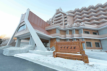 Masik Pass Ski Resort, Wonsan, North Korea