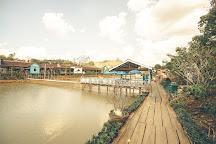 Khaoyai floating market, Khao Yai National Park, Thailand
