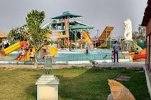 Nir Nikunj Water Park., Gorakhpur, India