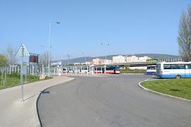 Станция   BerounAutobusové nádraží