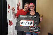 Visit Seraphim Escape Rooms on your trip to Ipswich or Australia