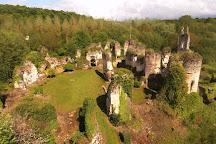 Chateau de Vaujours, Chateau-la-Valliere, France