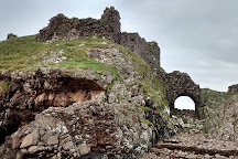 Dunscaith Castle, Tokavaig, United Kingdom