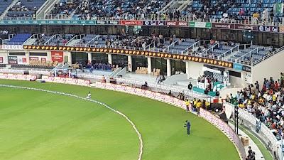 Dubai International Cricket Stadium Dubai United Arab Emirates