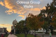Odessa Walks, Odessa, Ukraine