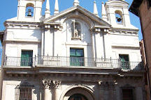 Iglesia Vera Cruz, Valladolid, Spain