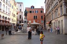 Campo San Bartolomeo, Venice, Italy