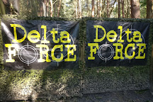 Delta Force Paintball Manchester, Eccles, United Kingdom