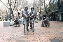 Occidental Park, Seattle, United States