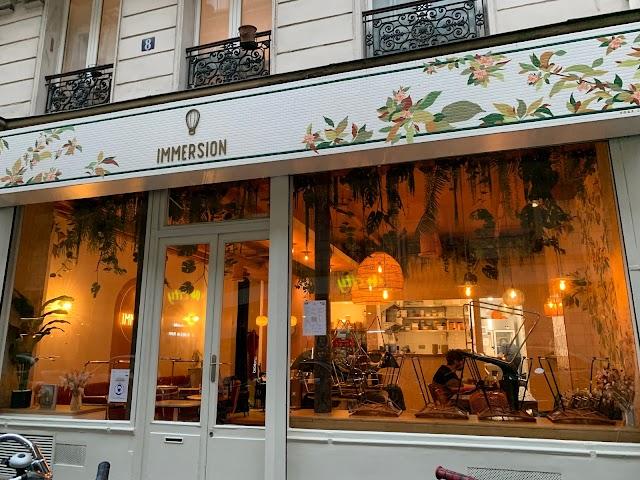 Immersion Paris