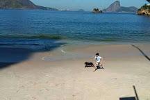 Flechas Beach, Niteroi, Brazil