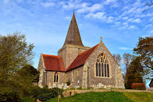 St Andrew Church, Alfriston, United Kingdom
