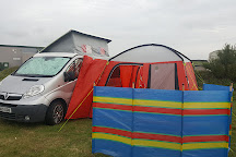 Newgale Camping Site, Haverfordwest, United Kingdom
