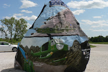 The Freedom Rock, Menlo, United States