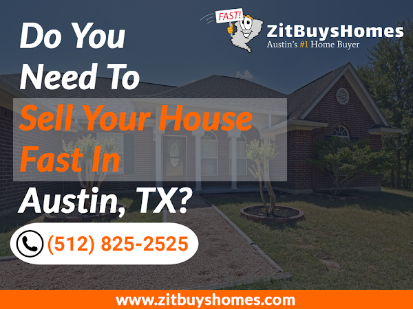 Zit Buys Homes Buys Houses in Austin TX