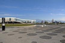 Rolex Learning Center EPFL, Lausanne, Switzerland