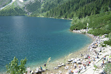 Lake Morskie Oko, Tatra National Park, Poland