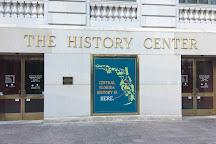 The Orange County Regional History Center, Orlando, United States