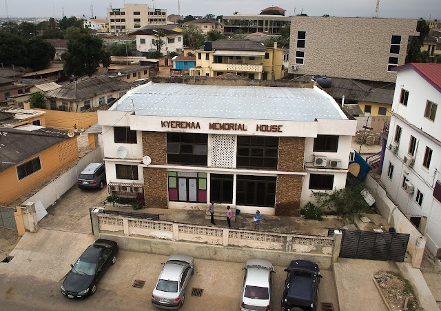 Farmerline Accra Office