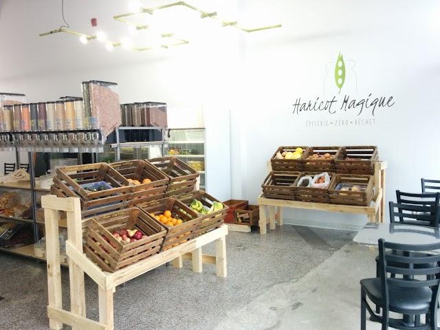 Épicerie le Haricot Magique - Coop de Solidarité