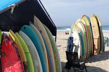 CRT Surf School, Playa Cerritos, Mexico