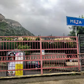 Железнодорожная станция  Meta