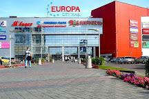 Europa City Mall, Volgograd, Russia