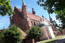 Wieza wodna we Fromborku, Frombork, Poland